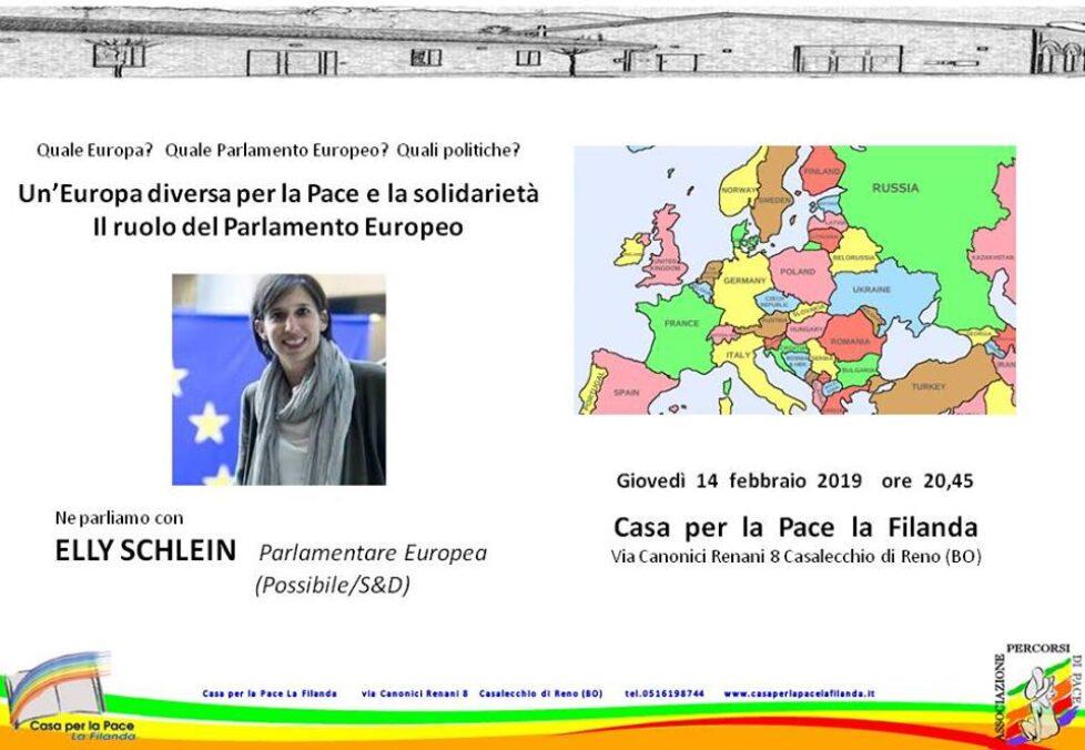 Un'Europa diversa per la Pace e la solidarietà