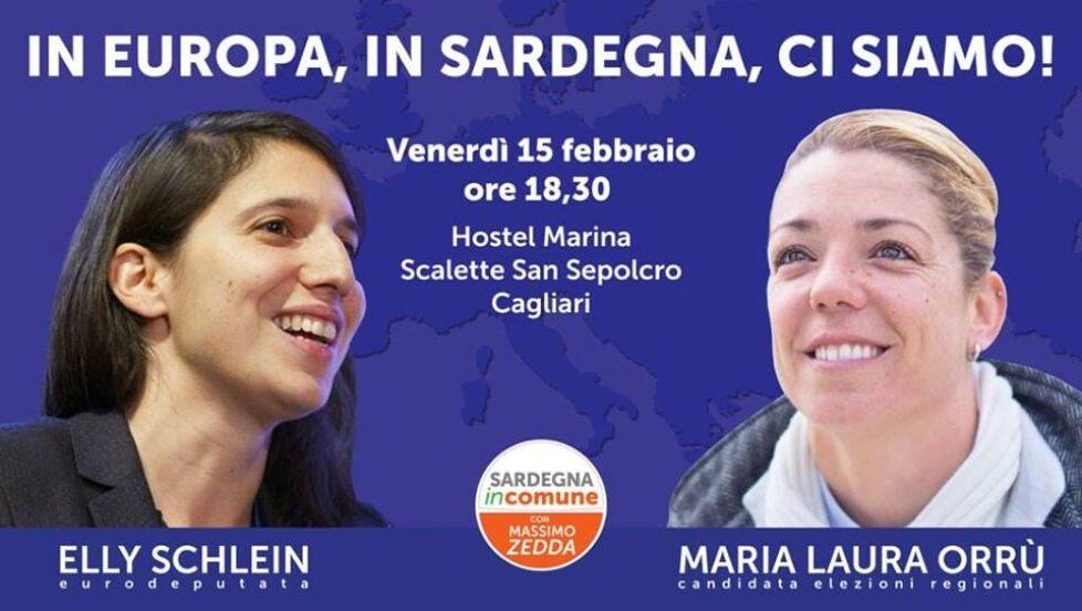 In Europa, in Sardegna Ci Siamo!