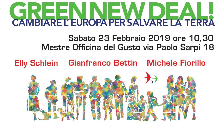 Green New Deal ! > Cambiare l'Europa per salvare la Terra