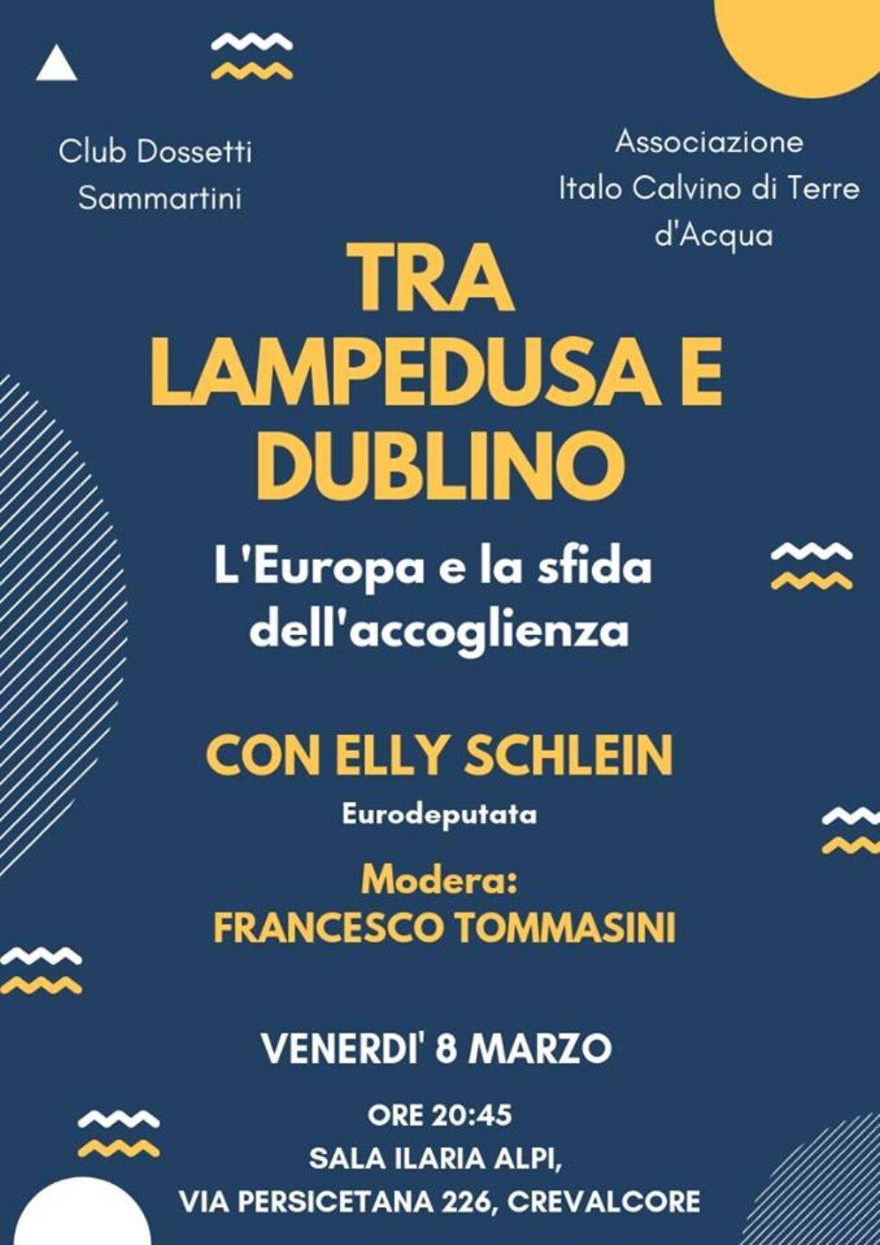 Tra Lampedusa e Dublino, l'Europa e la sfida dell'accoglienza