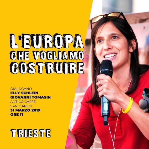 L'Europa che vogliamo costruire. Dialogo con Elly Schlein