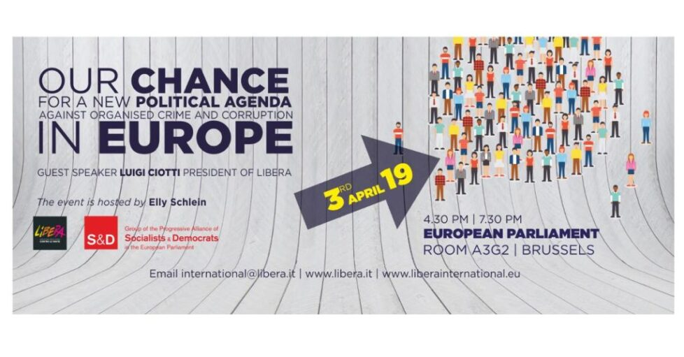 OUR CHANCE – against organised crime and corruption in Europe