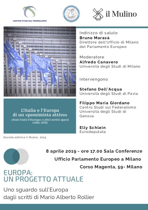 EUROPA: UN PROGETTO ATTUALE