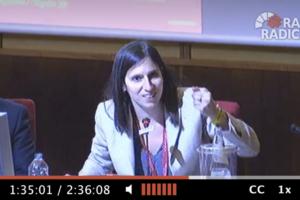 Radio Radicale – XXII Congresso Nazionale di Magistratura Democratica – Il giudice nell'Europa dei populismi