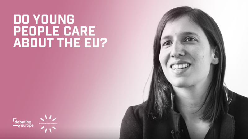 Debating Europe – Do Young people care about the EU?