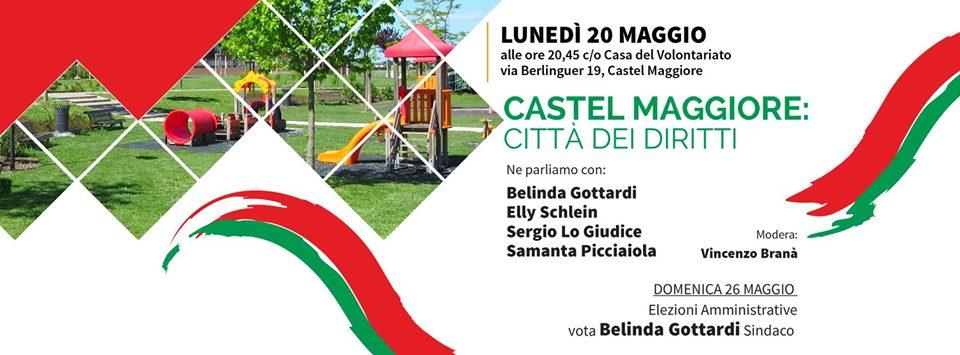 Castel Maggiore: Citta' dei Diritti