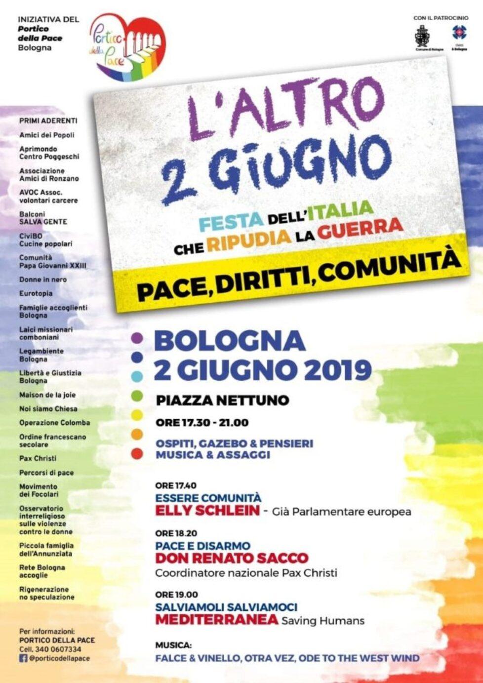 L'Altro 2 Giugno – Festa dell'Italia che ripudia la guerra