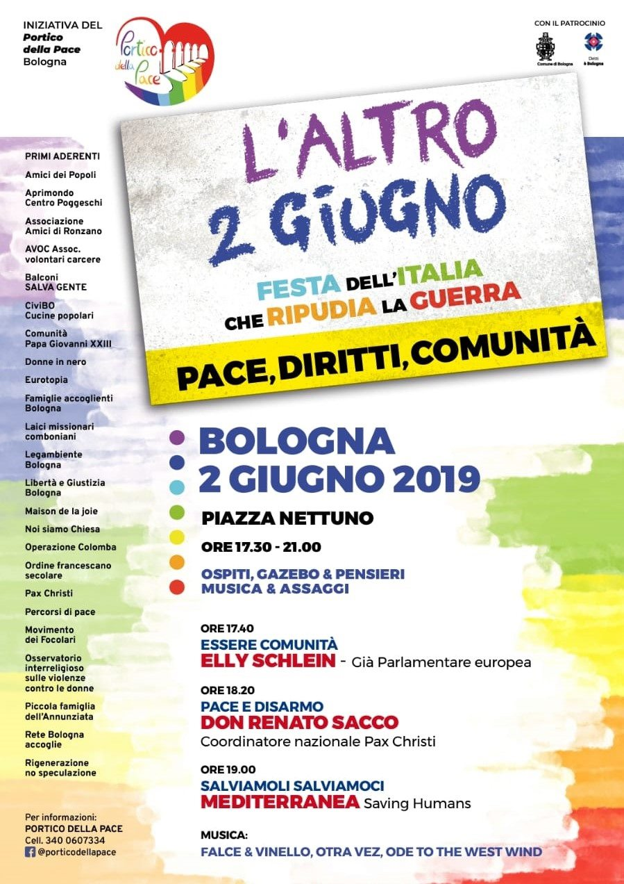 L'Altro 2 Giugno - Festa dell'Italia che ripudia la guerra