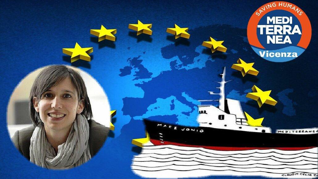 Nuova accoglienza in una nuova Europa? Elly Schlein a Vicenza