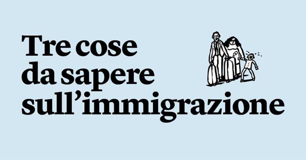Gli immigrati sono pericolosi?