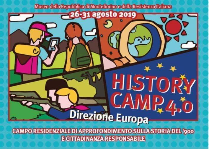 History Camp 4.0 - Direzione Europa