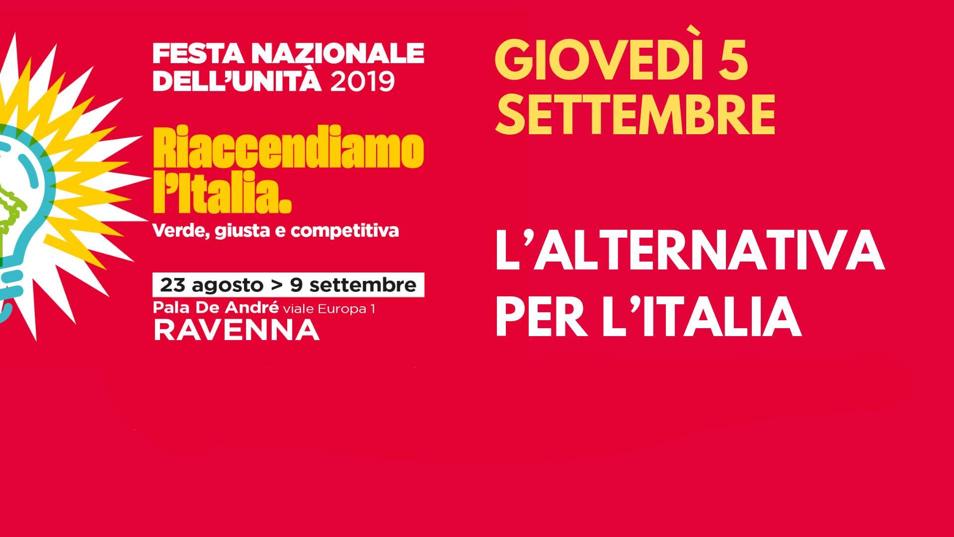L'alternativa per l'Italia