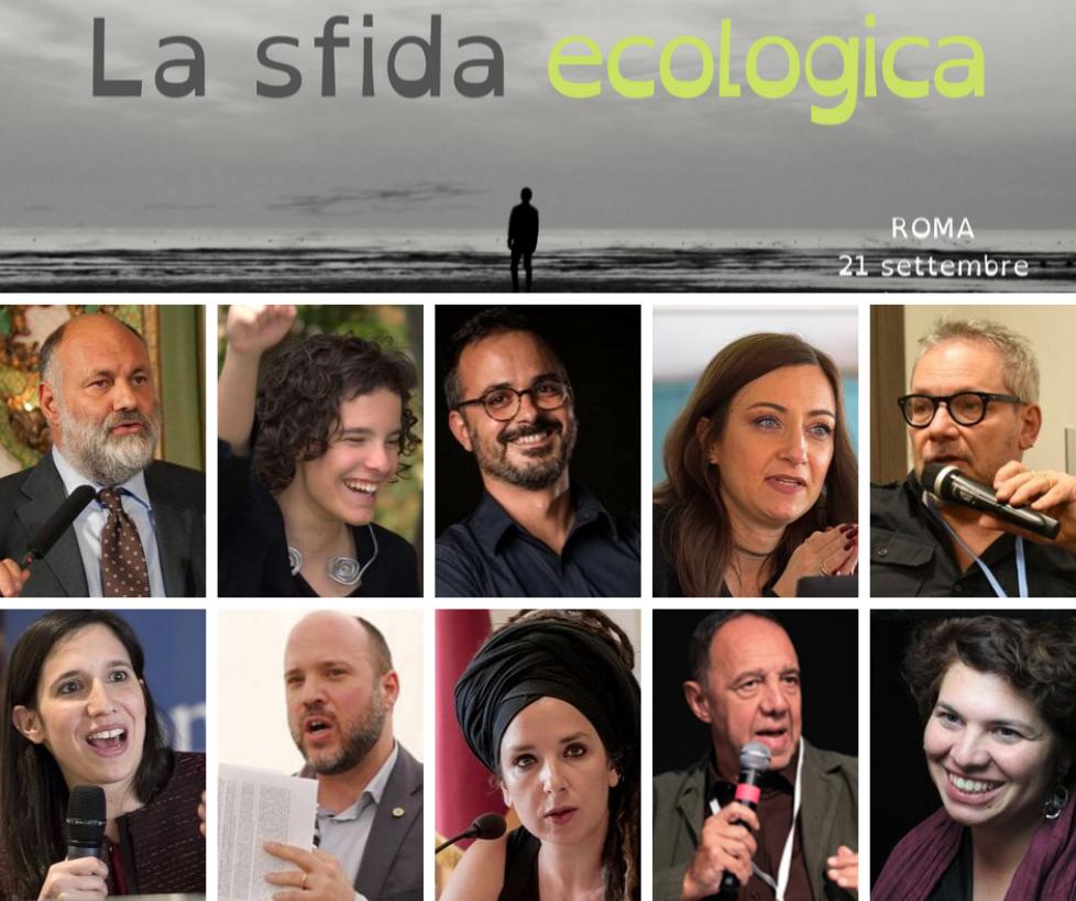 La sfida ecologica
