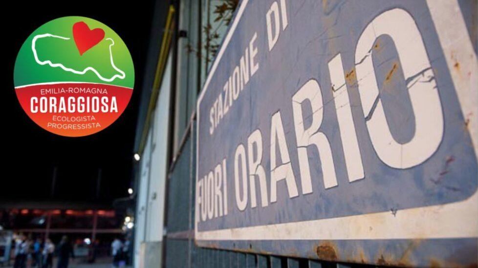 Emilia-Romagna Coraggiosa al Fuori Orario • con Elly Schlein
