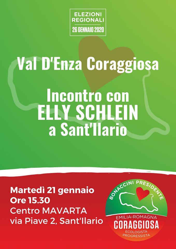 Elly Schlein a Sant'Ilario | Val d'Enza Coraggiosa