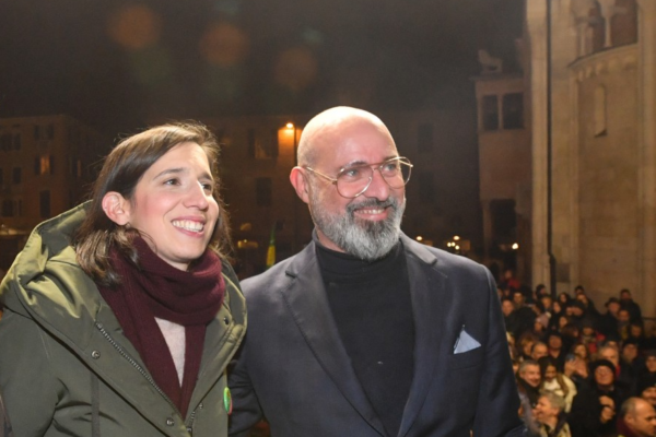 Sono felice di entrare a far parte della nuova squadra di governo dell'Emilia Romagna al fianco del Presidente Stefano Bonaccini