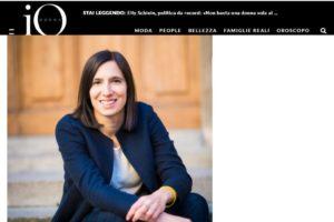 Io Donna – Elly Schlein, politica da record: «Non basta una donna sola al comando»